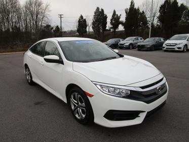 2017 Honda Civic Sedan LX Slide