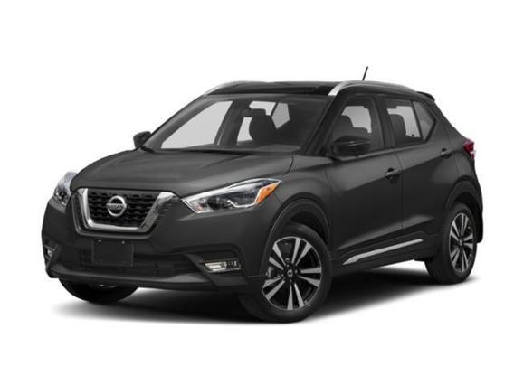 2020 Nissan Kicks SR SUV Slide 0