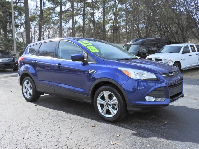 2015 Ford Escape SE Sport Utility Slide