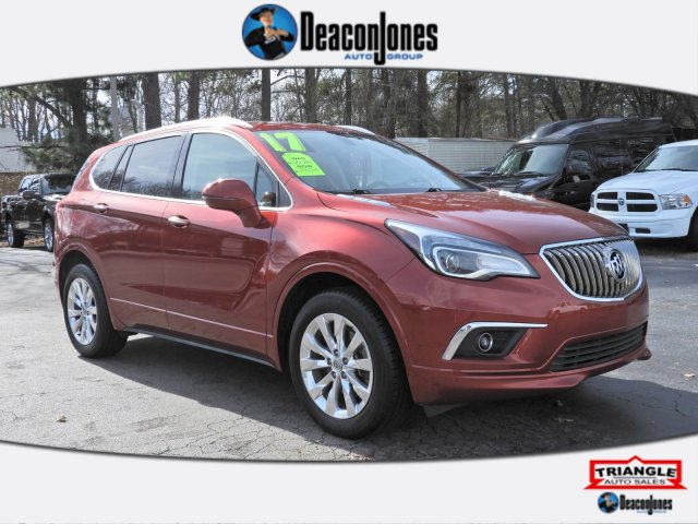 2017 Buick Envision ESSENCE Sport Utility Slide 0