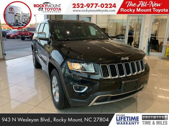 2016 Jeep Grand Cherokee LIMITED Slide 0