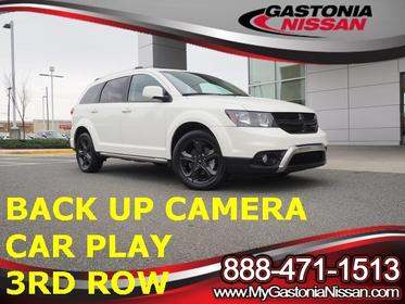 2018 Dodge Journey CROSSROAD Slide