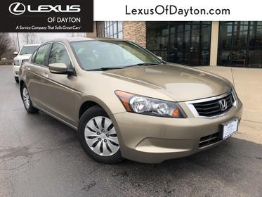 2009 Honda Accord Sdn LX Slide