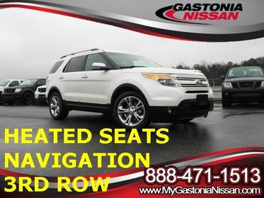 2013 Ford Explorer LIMITED Slide
