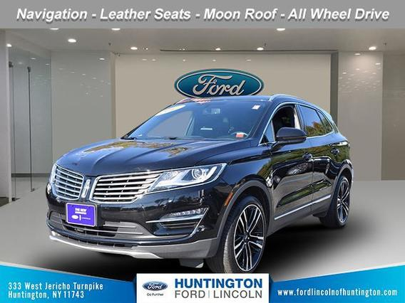 2017 Lincoln MKC RESERVE SUV Huntington NY