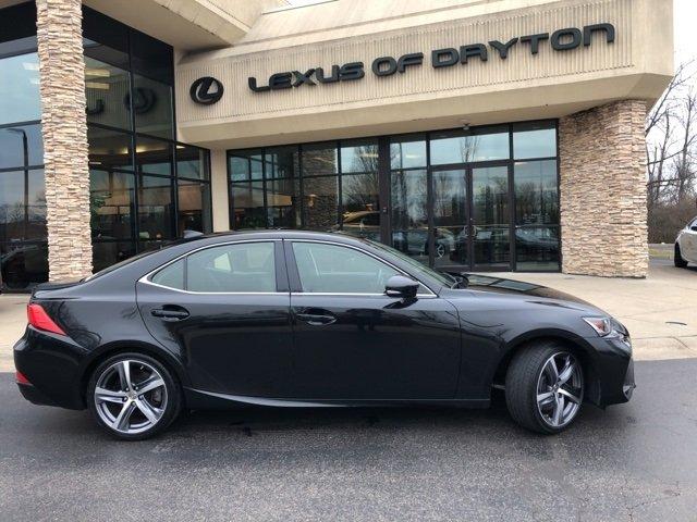 2017 Lexus IS 300 Slide