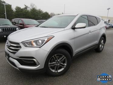 2017 Hyundai Santa Fe Sport 2.4L Slide