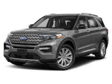 Silver Spruce Metallic 2020 Ford Explorer Limited SUV Huntington NY