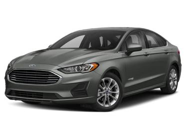 Magnetic Metallic 2020 Ford Fusion Hybrid SE 4dr Car Huntington NY