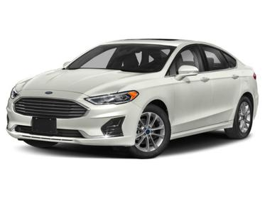 White Platinum Metallic Tri-Coat 2020 Ford Fusion Hybrid SEL 4dr Car Huntington NY