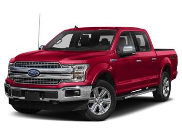 Rapid Red Metallic Tinted Clearcoat 2020 Ford F-150 LARIAT Short Bed Huntington NY