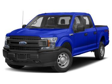 Velocity Blue Metallic 2019 Ford F-150 XL Short Bed Huntington NY