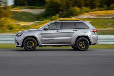 2020 Jeep Grand Cherokee LAREDO E SUV Apex NC