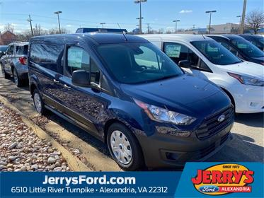 Dark Blue 2020 Ford Transit Connect XL Van  VA