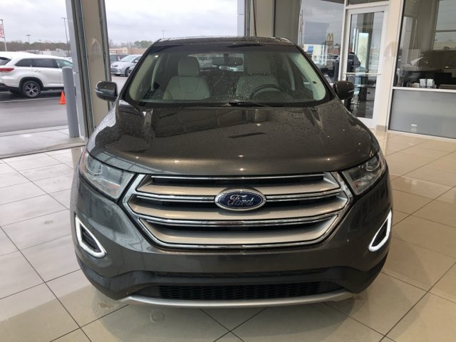 2018 Ford Edge TITANIUM Slide