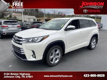 2017 Toyota Highlander LIMITED Slide
