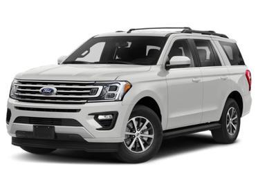 Star White Metallic Tri-Coat 2020 Ford Expedition Limited SUV Huntington NY