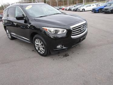 2015 INFINITI QX60 BASE Slide