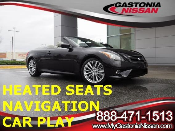 2012 INFINITI G37 Convertible BASE Slide 0
