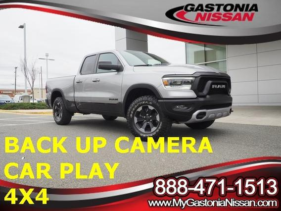 2019 Ram 1500 REBEL Slide 0