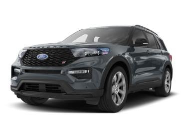 Iconic Silver Metallic 2020 Ford Explorer ST SUV Huntington NY