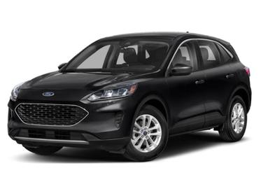 Agate Black Metallic 2020 Ford Escape SE Sport Hybrid SUV Huntington NY