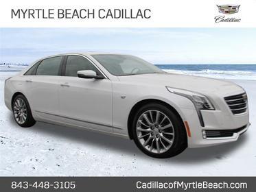 2017 Cadillac CT6 3.6L LUXURY AWD 3.6L Luxury 4dr Sedan Slide