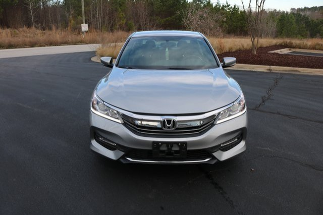 2016 Honda Accord Sedan SPORT Slide