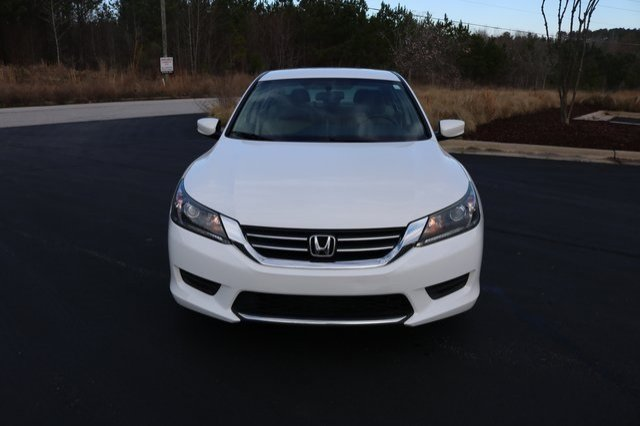 2015 Honda Accord Sedan LX Slide