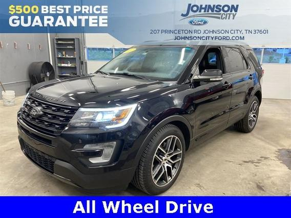 2017 Ford Explorer SPORT Slide 0
