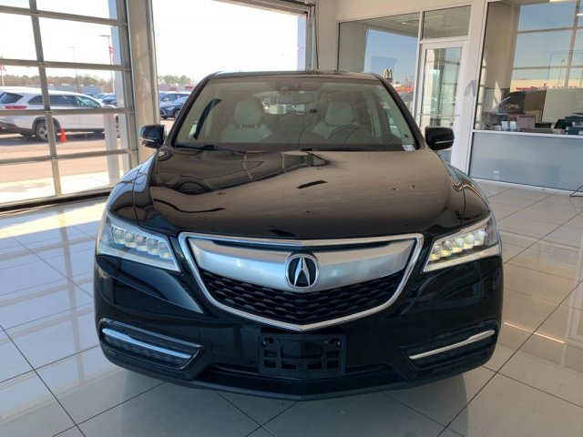 2014 Acura MDX TECH PKG Slide