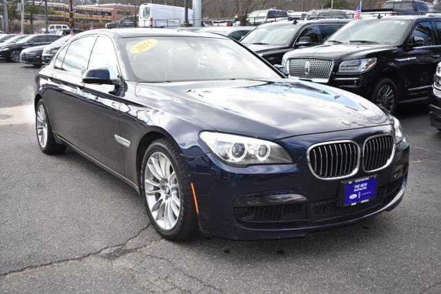 2015 BMW 7 Series 740LI XDRIVE 4dr Car Huntington NY