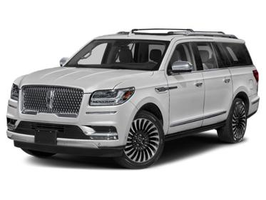 Pristine White 2020 Lincoln Navigator L BLACK LABEL 4D Sport Utility Huntington NY