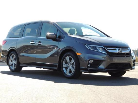 2018 Honda Odyssey EX-L Slide 0