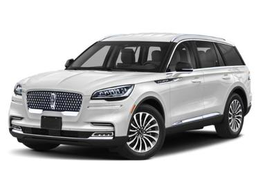 Pristine White Metallic Tri-Coat 2020 Lincoln Aviator RESERVE 4D Sport Utility Huntington NY