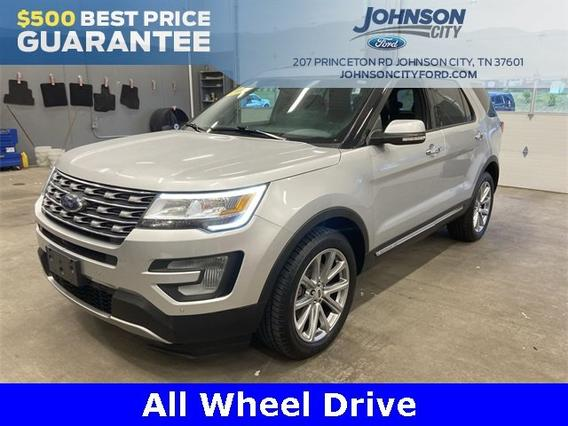 2017 Ford Explorer LIMITED Slide 0