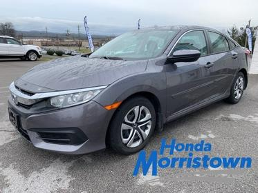 2018 Honda Civic Sedan LX Slide
