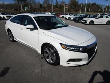 2019 Honda Accord Sedan EX 1.5T Slide
