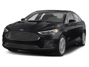 Agate Black 2019 Ford Fusion S 4dr Car Huntington NY