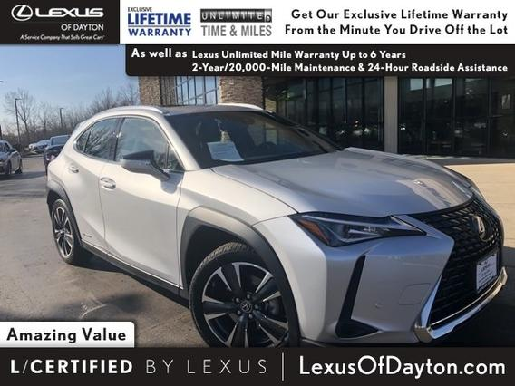 2019 Lexus UX 250H LUXURY Slide 0
