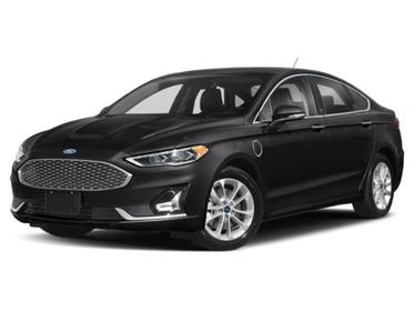 Agate Black Metallic 2020 Ford Fusion Energi TITANIUM 4dr Car Huntington NY