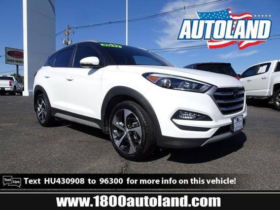 2017 Hyundai Tucson SPORT Sport Utility Slide 0
