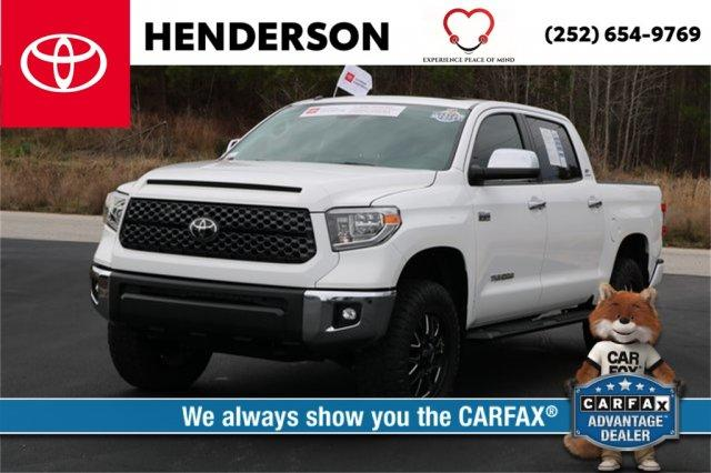 2018 Toyota Tundra 4WD LIMITED Slide 0