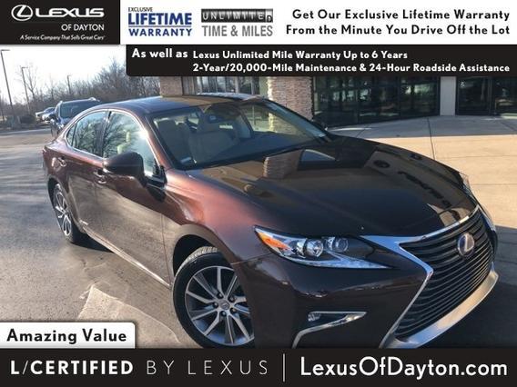 2016 Lexus ES 300h HYBRID Slide 0