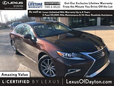 2016 Lexus ES 300h HYBRID Slide