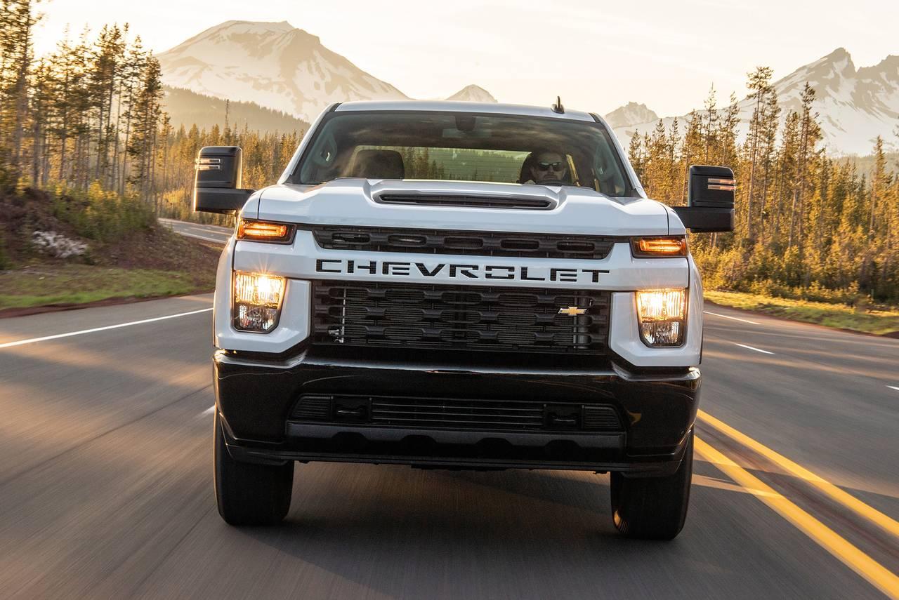2020 Chevrolet Silverado 2500HD WORK TRUCK Slide 0