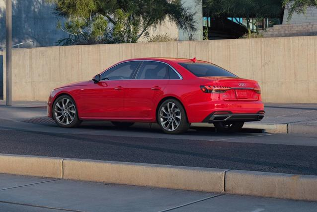 2020 Audi A4 PREMIUM PLUS 4dr Car Huntington NY