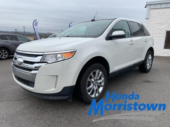 2012 Ford Edge SEL Slide 0