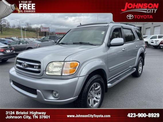 2003 Toyota Sequoia LIMITED Slide 0
