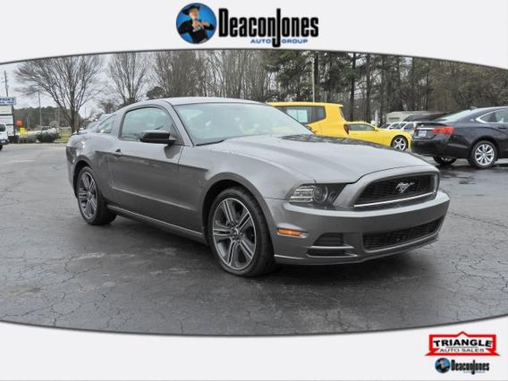 2014 Ford Mustang V6 2dr Car Slide 0